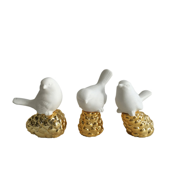 Perched Accents- set of 3