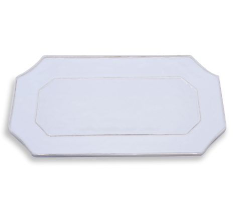 VIDA Charleston Long Rectangle Platter