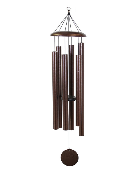 Copper Vein Wind Chimes by Corinthian Bells