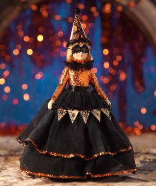 Storybook Witch Statue