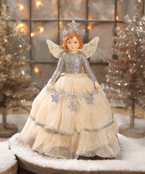 Flea Market Angel Tree Topper