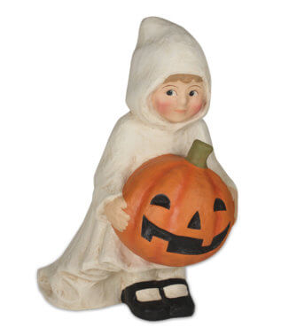 Magic Halloween Doll Figurine