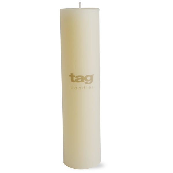 Chapel Candle - Ivory 2x8 by Tag