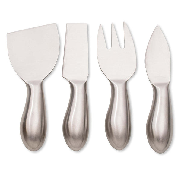 Stainless Steel Cheese Utensils by Tag