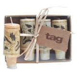 Wine Cork Candle Set by Tag