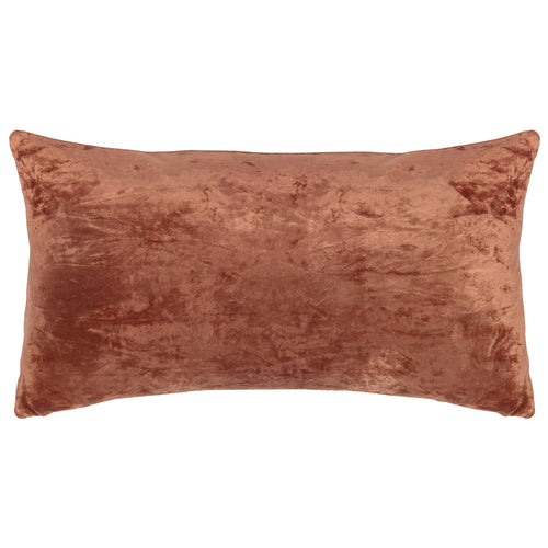 Vaughn Spice Velvet Pillow