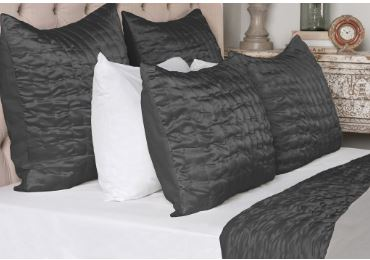 Keaton Coverlet Set - Khaki
