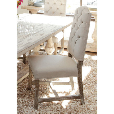 Ava Side Chair- Beige