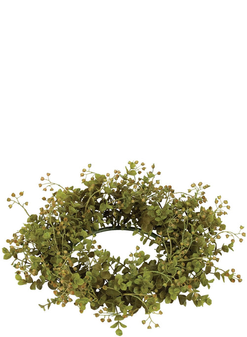 Eucalyptus Wreath - 6.5""
