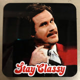 Sassy Coasters by Jim Spinx