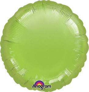 Solid Color Mylar Balloons