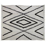Aztec Navy Throw