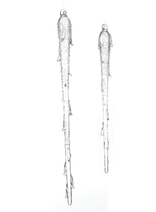 Ice Icicle Ornament