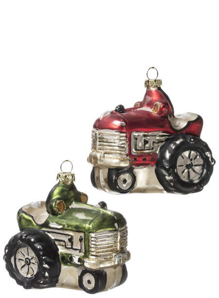 Tin Finial Ornament