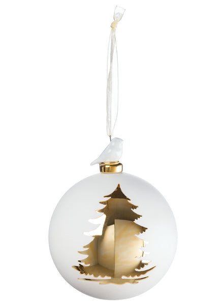 Tree Ball Ornament