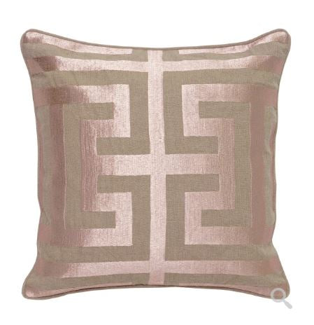 Capital Rose Gold Pillow