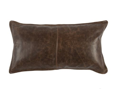 Parsons Leather Pillows