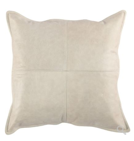 Mumford Leather Pillow