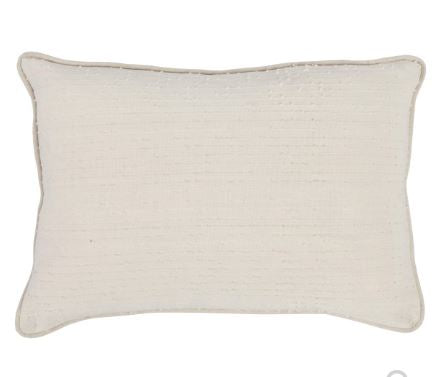 Morea Ivory Pillow