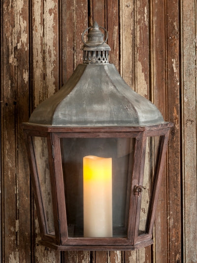French Style Wall Lantern
