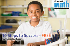 Free 10 Steps to Math Success