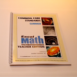4th Teacher Cmn Core Summer