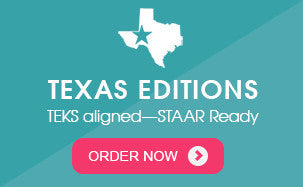 Texas Editions (TEKS Aligned—STAAR Ready)