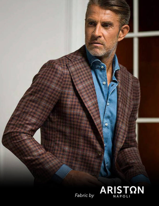 Ariston J Worsted Sportcoat Package