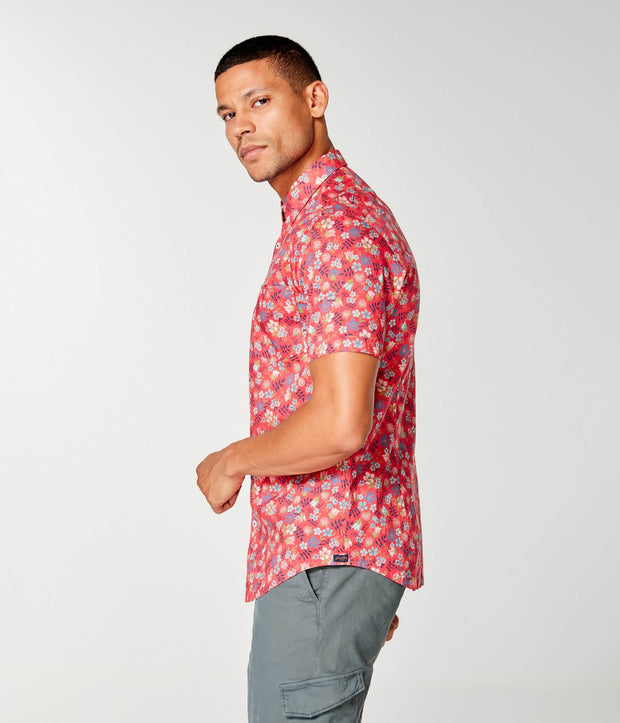 Good Man | Woven On-Point Shirt | Jazzy Ashbury Liberty Floral