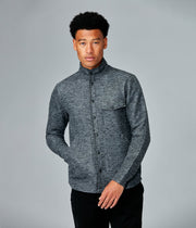 Good Man | Shirt Jacket | Charcoal Heather