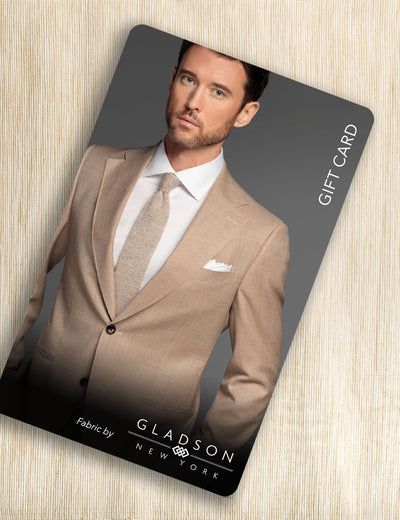 Gladson 2 Piece Suit Gift Card