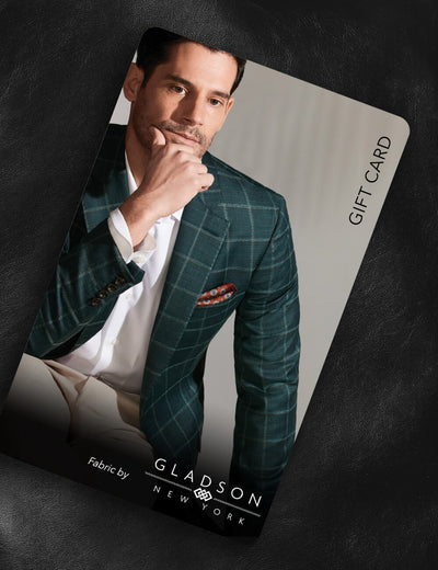 Gladson Sportcoat Package Gift Card