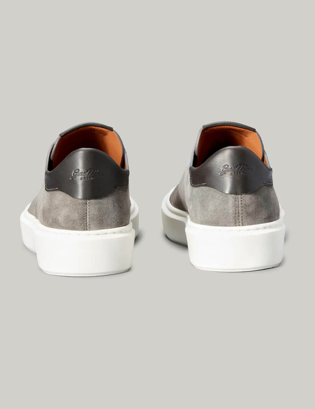Good Man | Modern Hybrid Derby Shoe | Grey