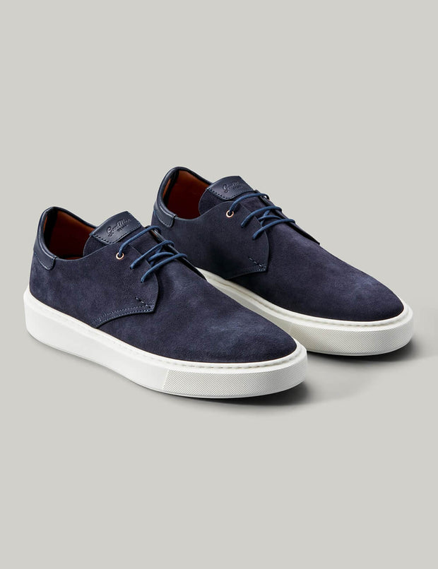 Good Man | Modern Hybrid Derby Shoe | Navy