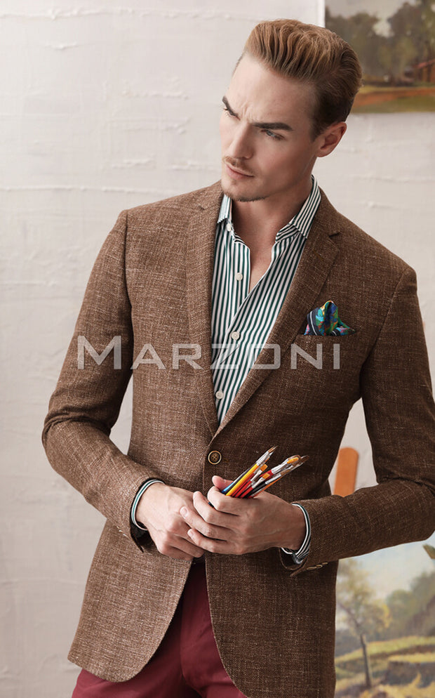 Marzoni Brown Sportcoat