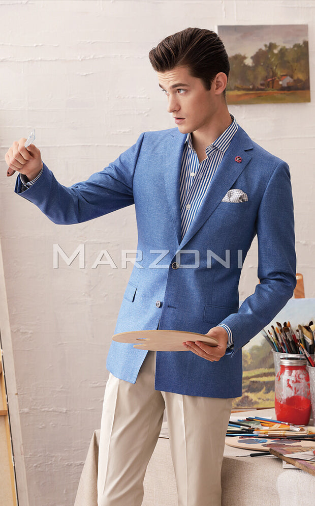 Marzoni Blue Sportcoat