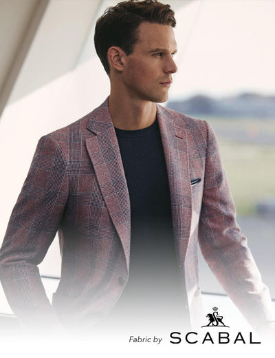 Scabal Mosaic Sportcoat Package