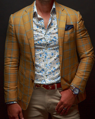 Gold Sportcoat Package