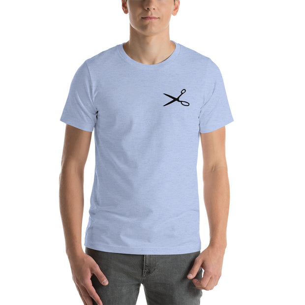 Classic b.spoke scissors Short-Sleeve T-Shirt