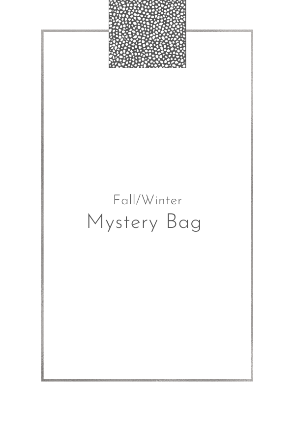 Mystery Bag (Fall/Winter)