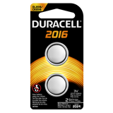 Duracell Lithium 2016 Battery (DL2016) - 2pk