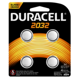 Duracell Lithium 2032 Battery (DL2032) - 4pk