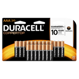 Duracell Coppertop Alkaline AAA Battery (MN2400)