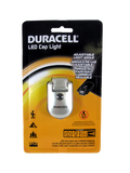 Duracell® LED Cap Light package