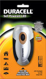 Duracell® Smart Power™ Self Powered LED v2 Flashlight package