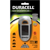 Duracell® Smart Power™ Self Powered LED Solar/Crank Flashlight package