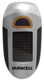 Duracell® Smart Power™ Self Powered LED Solar/Crank Flashlight