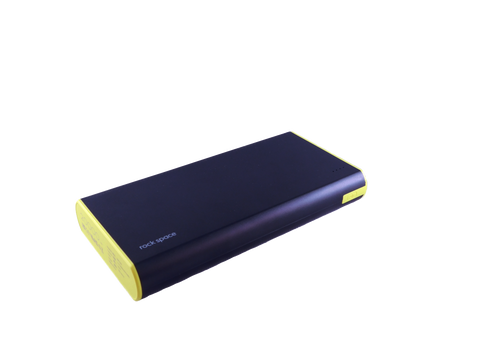 rock space cola max 20000mAh power bank (RMP0306) (black)