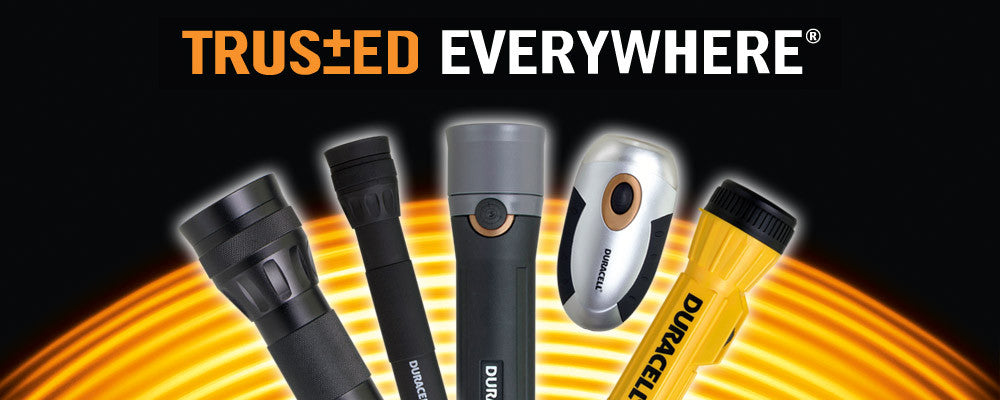 Duracell Flashlights