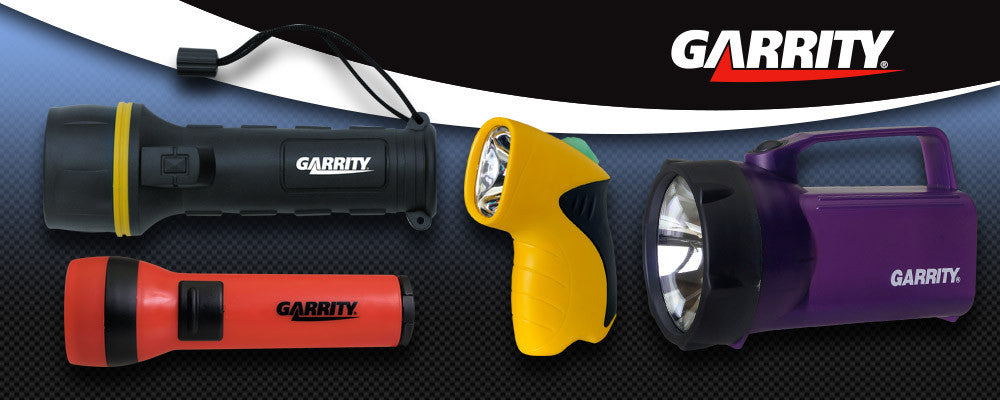 Garrity Flashlights